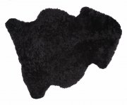 Sheepskins black