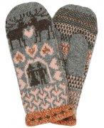 Wool Gloves and Mittens