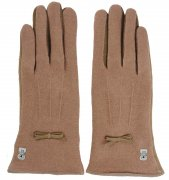 Gloves-wool-suede-cashmere-beige