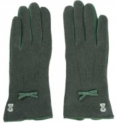 Gloves-wool-suede-cashmere-green