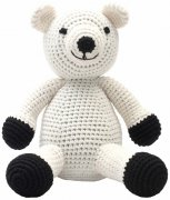 NatureZOO-hand-crocheted-polar-bear