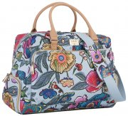 Lilio-oilily-weekend-bag-väska-electric-blue