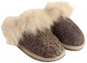 Sheepskin slippers leo shepherd evelina