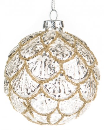 christmas-ornament-glass-globe-silver-gold