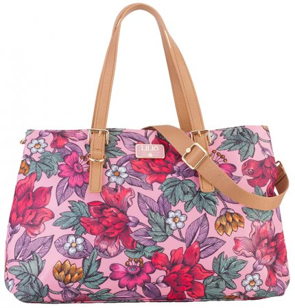 Lilio-oilily-handbag-cherry-rose