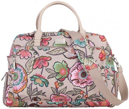 Lilio-oilily-weekend-bag-väska-cafe-au-lait
