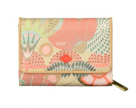 Oilily-S-Wallet-Mönster-rosa