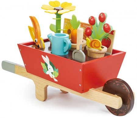 garden-wheelbarrow-set